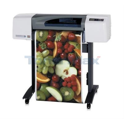 HP Designjet 800 24-in